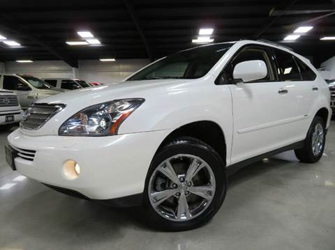 2008 Lexus RX 400h for sale at Diesel Of Houston in Houston TX