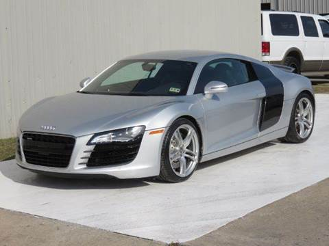 2008 Audi R8 for sale at Diesel Of Houston in Houston TX
