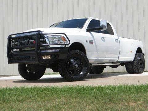 2010 Dodge Ram Pickup 3500 for sale at Diesel Of Houston in Houston TX