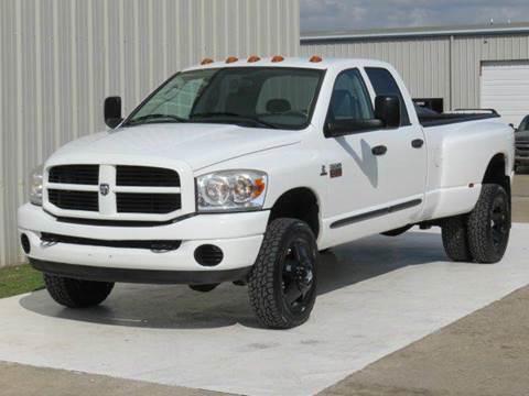 2009 Dodge Ram Pickup 3500 for sale at Diesel Of Houston in Houston TX