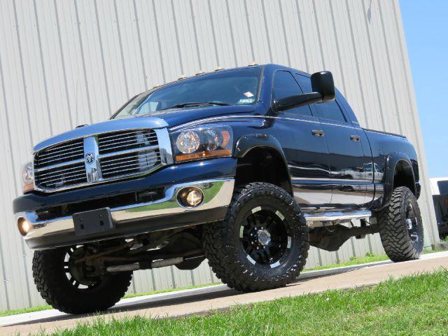 2006 dodge ram pickup 2500 slt mega 5 9 cummins 4x4 lifted exhaust high output new rebuilt. Black Bedroom Furniture Sets. Home Design Ideas