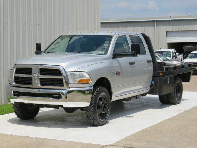 2011 RAM Ram Chassis 3500 for sale at Diesel Of Houston in Houston TX