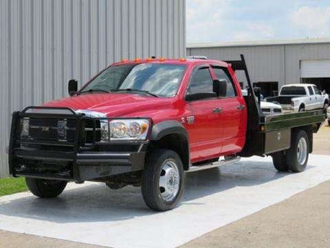 2008 Dodge 5500 for sale at Diesel Of Houston in Houston TX