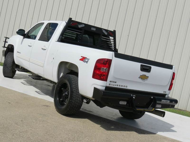 Imt Service Truck Bumper Step : Chevrolet silverado hd ltz l duramax