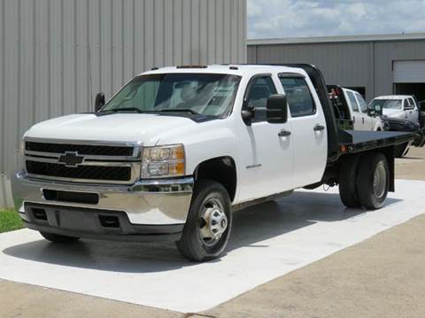 2011 Chevrolet Silverado 3500HD CC for sale at Diesel Of Houston in Houston TX