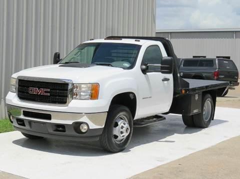 2011 GMC Sierra 3500HD CC for sale at Diesel Of Houston in Houston TX