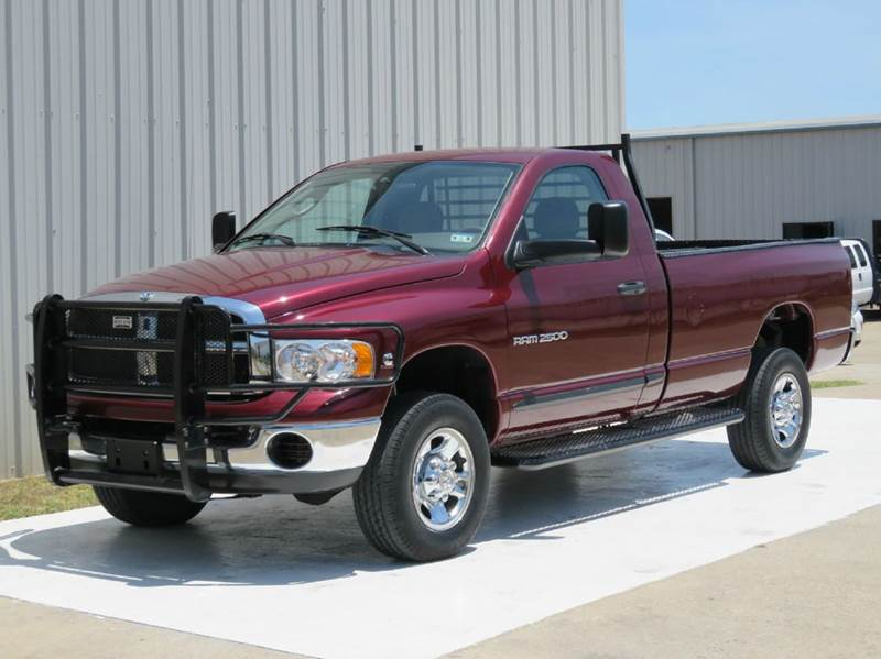 2003 dodge ram pickup 2500 in houston tx diesel of houston. Black Bedroom Furniture Sets. Home Design Ideas