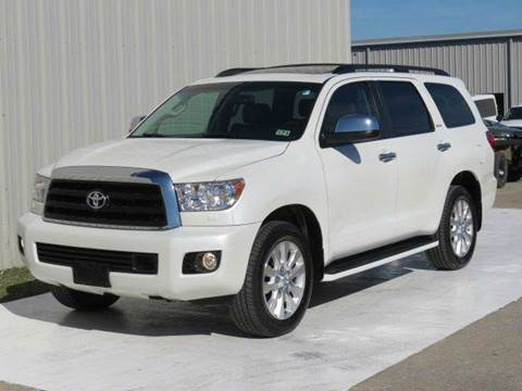 2011 Toyota Sequoia for sale at Diesel Of Houston in Houston TX