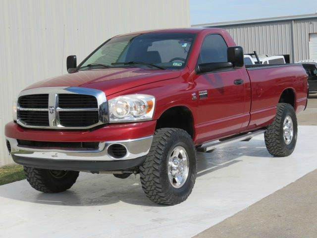 2007 dodge ram pickup 2500 in houston tx diesel of houston. Black Bedroom Furniture Sets. Home Design Ideas