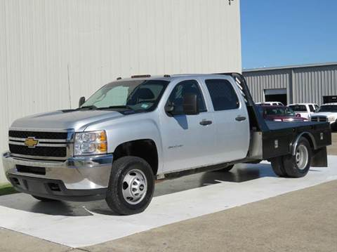 2013 Chevrolet Silverado 3500HD CC for sale at Diesel Of Houston in Houston TX