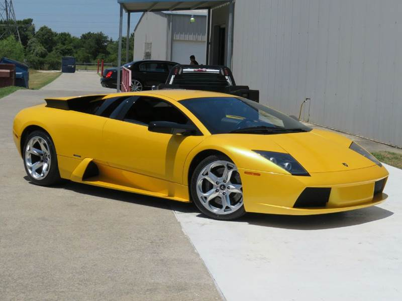 2004 Lamborghini Murcielago V12 New E Gear Clutch Amp Full