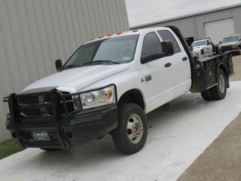 2007 Dodge Ram Chassis 3500 for sale at Diesel Of Houston in Houston TX