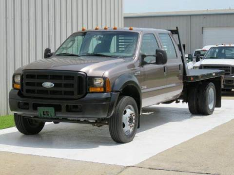 2007 Ford F-450 Super Duty for sale at Diesel Of Houston in Houston TX