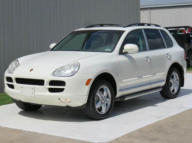 2005 Porsche Cayenne for sale at Diesel Of Houston in Houston TX