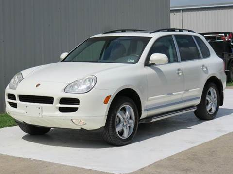 2005 Porsche Cayenne for sale at Diesel Of Houston in Houston TX