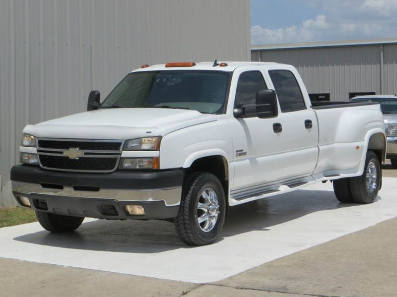 2006 chevrolet silverado 3500 in houston tx diesel of houston. Black Bedroom Furniture Sets. Home Design Ideas