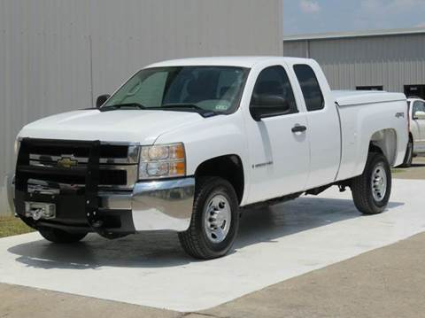 2008 Chevrolet Silverado 2500HD for sale at Diesel Of Houston in Houston TX