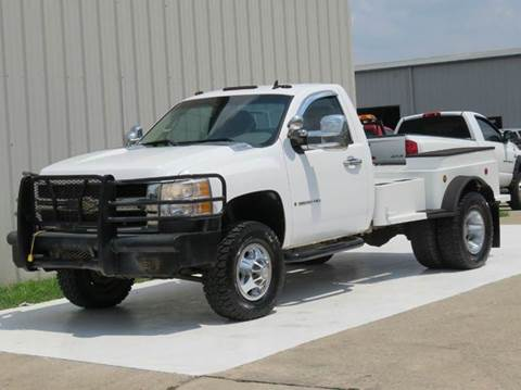 2008 Chevrolet Silverado 3500HD for sale at Diesel Of Houston in Houston TX