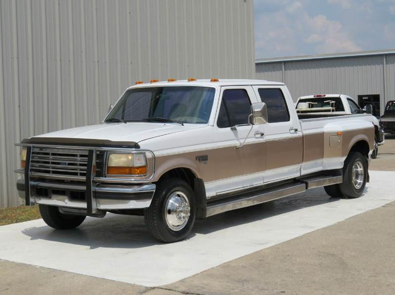 1997 ford f 350 xlt crew dually 7 3l power stroke turbo diesel 5 rh dieselofhouston com 1997 ford f350 7.3 diesel manual 1997 ford f350 diesel manual