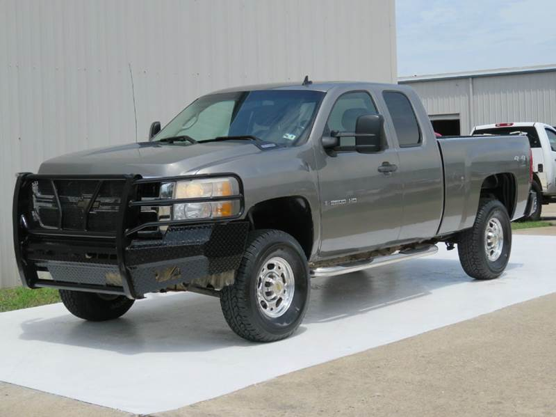 2007 chevrolet silverado 2500hd in houston tx diesel of houston. Black Bedroom Furniture Sets. Home Design Ideas