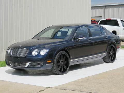 2006 Bentley Continental Flying Spur for sale at Diesel Of Houston in Houston TX