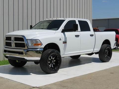 2012 RAM Ram Pickup 2500 for sale at Diesel Of Houston in Houston TX