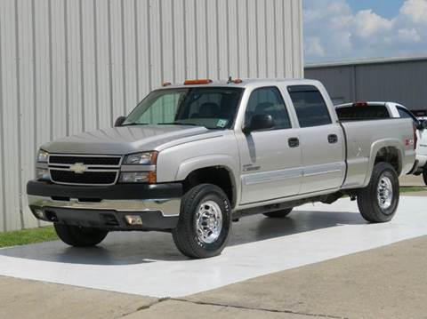 2007 Chevrolet Silverado 2500HD Classic for sale at Diesel Of Houston in Houston TX