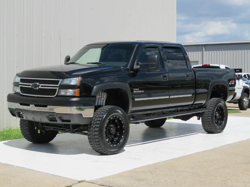 2006 chevrolet silverado 2500hd in houston tx diesel of houston. Black Bedroom Furniture Sets. Home Design Ideas