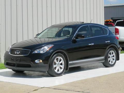 2008 Infiniti EX35 for sale at Diesel Of Houston in Houston TX