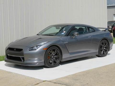 2010 Nissan GT-R for sale at Diesel Of Houston in Houston TX