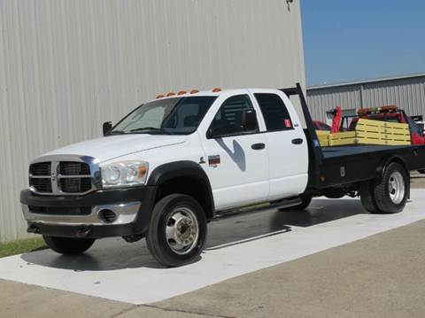 2008 Dodge Ram Chassis 4500 for sale at Diesel Of Houston in Houston TX