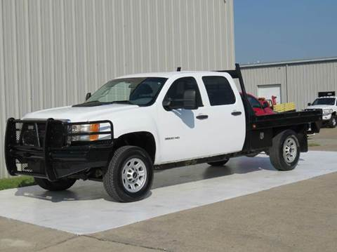 2011 GMC Sierra 3500HD for sale at Diesel Of Houston in Houston TX