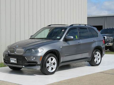 2010 BMW X5 for sale at Diesel Of Houston in Houston TX