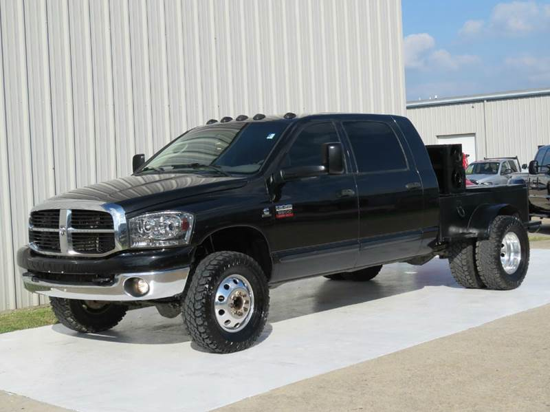 2007 Dodge Ram Pickup 3500 In Houston Tx Diesel Of Houston