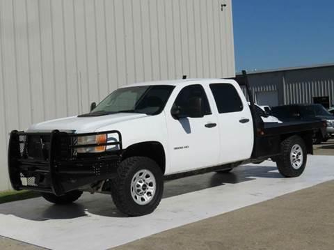 2011 GMC Sierra 3500HD for sale at Diesel Of Houston in Houston TX