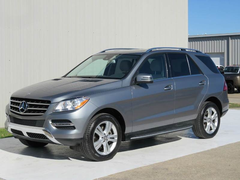 2013 Mercedes-Benz M-Class for sale at Diesel Of Houston in Houston TX