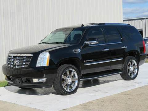 2007 Cadillac Escalade for sale at Diesel Of Houston in Houston TX