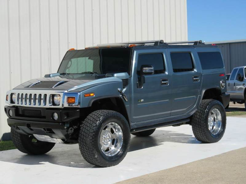 2007 hummer h2 in houston tx diesel of houston. Black Bedroom Furniture Sets. Home Design Ideas