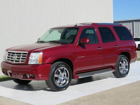 2005 Cadillac Escalade for sale at Diesel Of Houston in Houston TX