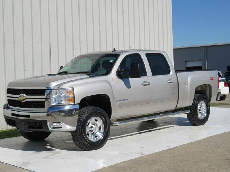 2008 chevrolet silverado 2500hd in houston tx diesel of houston. Black Bedroom Furniture Sets. Home Design Ideas