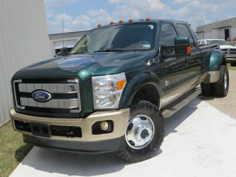 2011 ford f 350 super duty king ranch 6 7l powerstroke 4x4. Black Bedroom Furniture Sets. Home Design Ideas