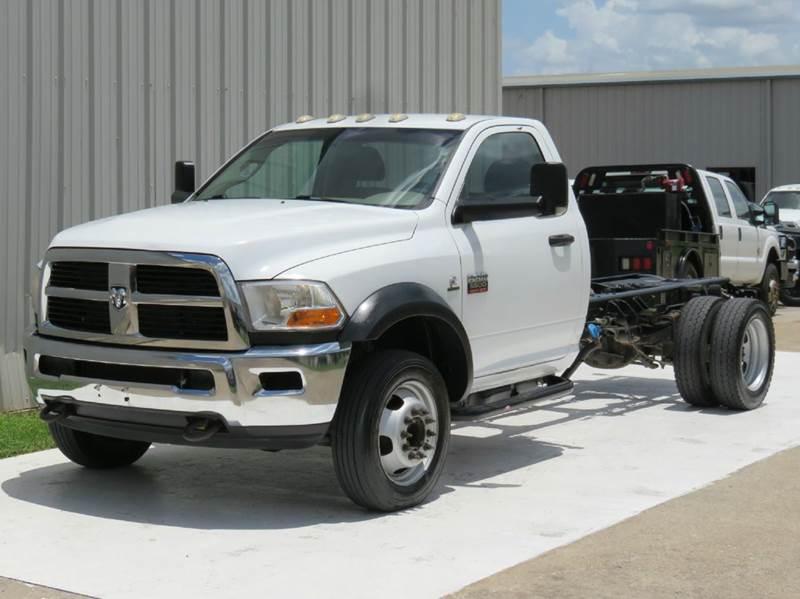 2011 Dodge Ram Pickup 5500 for sale at Diesel Of Houston in Houston TX