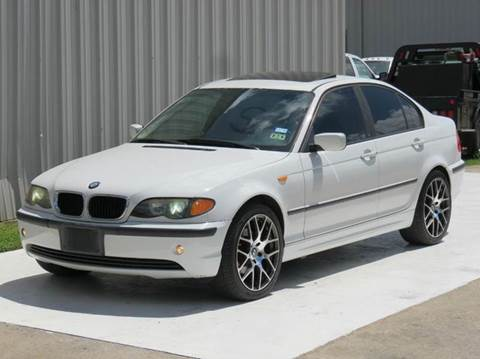 2002 BMW 3 Series for sale at Diesel Of Houston in Houston TX