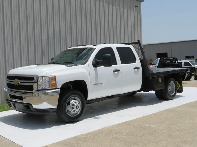 2013 Chevrolet Silverado 3500HD for sale at Diesel Of Houston in Houston TX