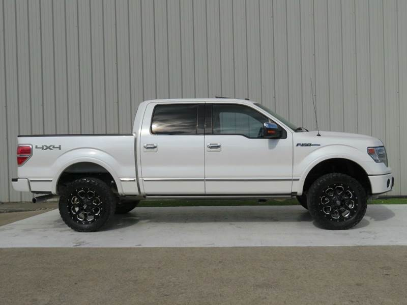 2013 ford f 150 platinum 4x4 lifted fuel wheels nav room heated camera too much to list 2 owners. Black Bedroom Furniture Sets. Home Design Ideas