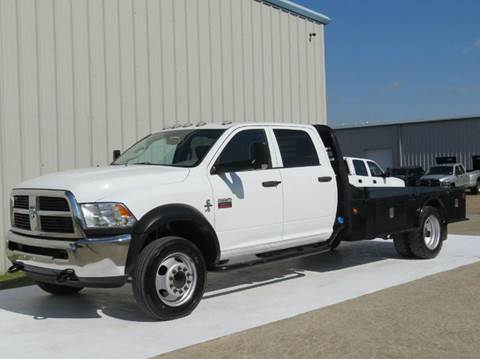 2012 Dodge Ram Pickup 5500 for sale at Diesel Of Houston in Houston TX