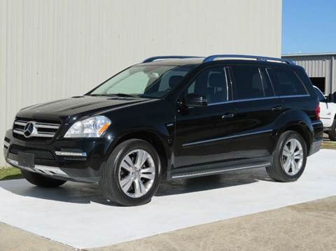 2012 Mercedes-Benz GL-Class for sale at Diesel Of Houston in Houston TX