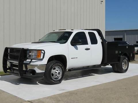 2013 GMC Sierra 3500HD for sale at Diesel Of Houston in Houston TX