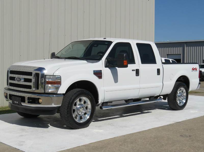 2009 ford f 250 super duty lariat 4x4 4dr crew cab 6 8 ft sb pickup in houston tx diesel of. Black Bedroom Furniture Sets. Home Design Ideas