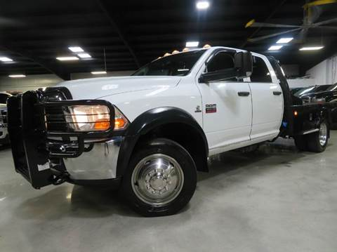 2011 Dodge Raw Pickup 4500 for sale at Diesel Of Houston in Houston TX